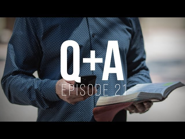 Q&A - #21 Gifts of the Spirit