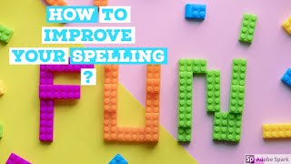 How to improve your spelling in English | How to improve your spelling for IELTS | Spelling for kids