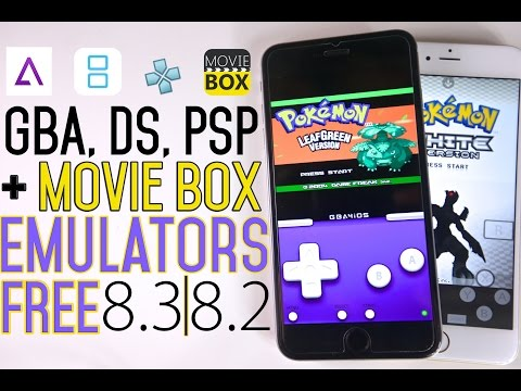 how to play nds games on iphone