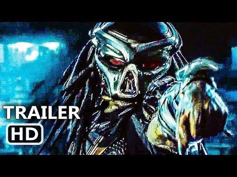 THE PREDATOR Official Trailer (2018) Shane Black Sci-Fi Movie HD