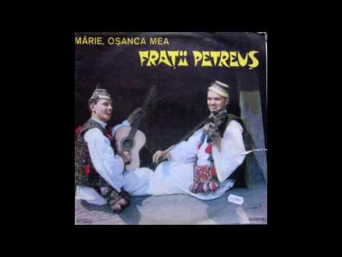 Fratii Petreus - Marie, Osanca Mea (album)
