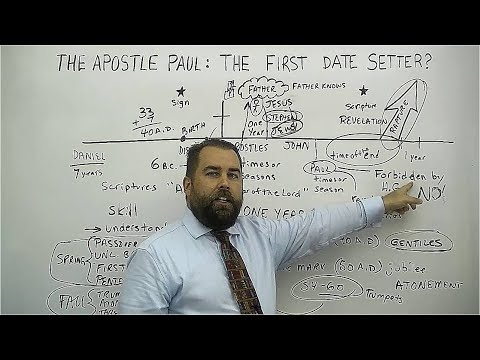 The Apostle Paul: The First Date Setter?