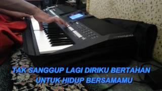 AKHIR SEBUAH CERITA karaoke PSR A2000 MP3