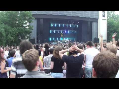 Gogol Bordello in Moscow 29-06-2011