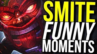 AM I EVEN ALLOWED TO DO THIS? (Smite Funny Moments)