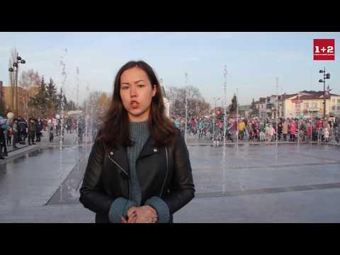 На открытии площади Мира в Новой Усмани заложили капсулу времени