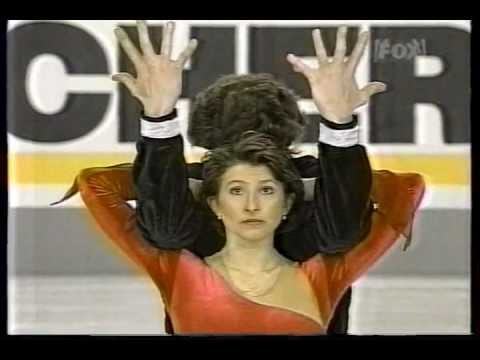 Kazakova & Dmitriev (RUS) - 1997/1998 Champions Series Final, Figure Skating, Pairs' Short Program