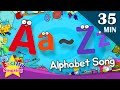 Alphabet Song | A to Z for Children | Collection of Kindergarten Songs
