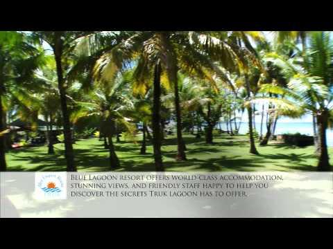 Blue Lagoon Resort, Truk Lagoon, Micronesia