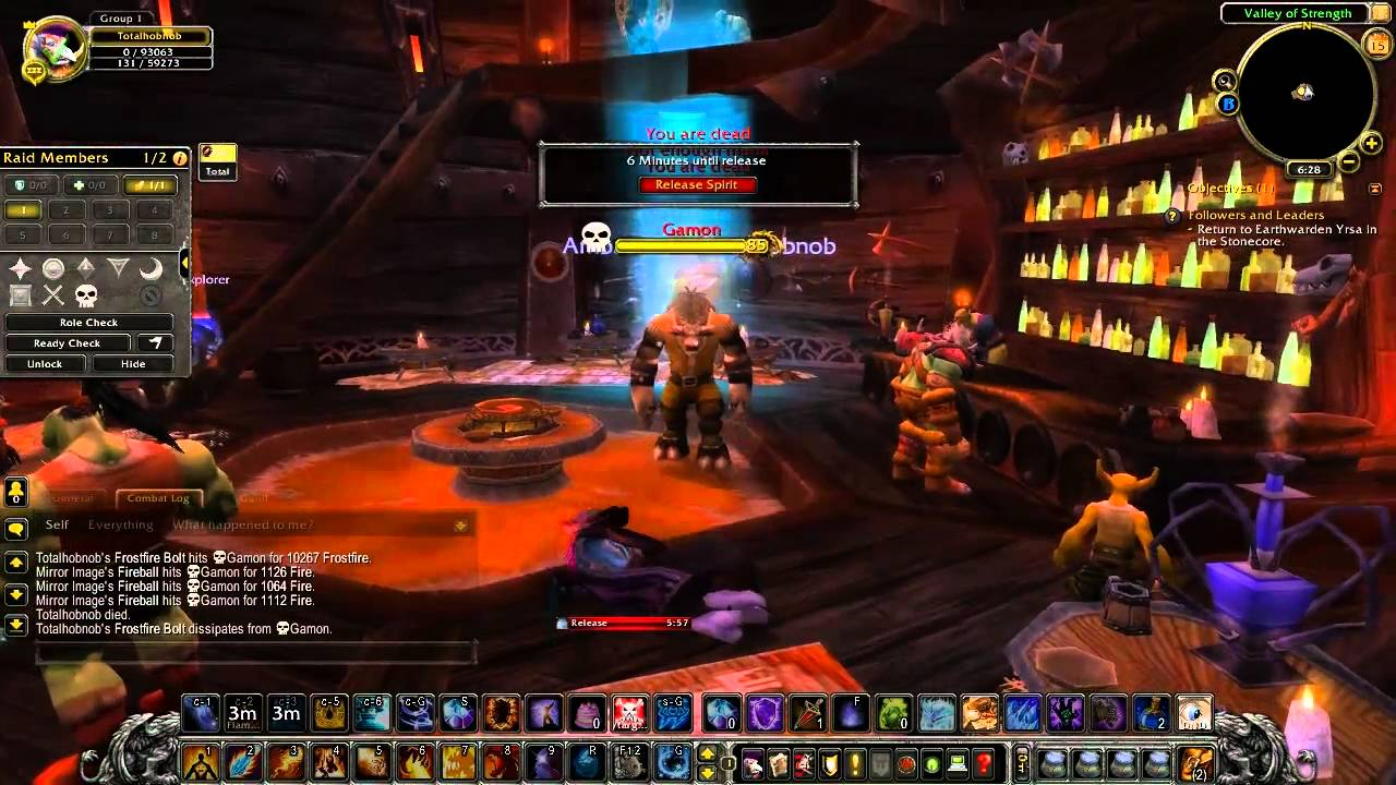Download WoW Cataclysm Guide - GAMON WORLD FIRST (not really)
