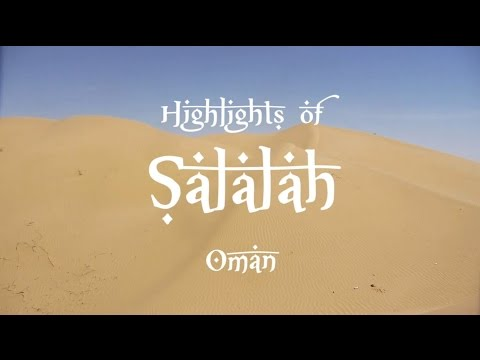 Salalah Highlights - Urlaub im Oman