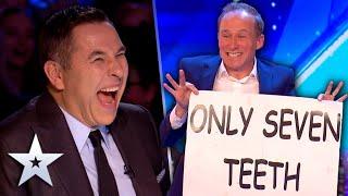 Unforgettable Audition: HILARIOUS misheard lyrics with Ben Langley! | Britain's Got Talent