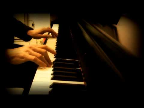 François de Roubaix - le samouraï (version piano)