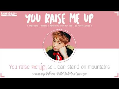 [THAISUB] You Raise Me Up - Chenle (Cover)