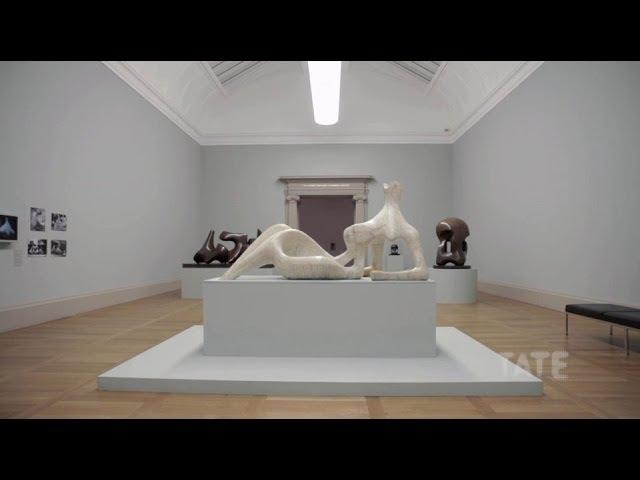 Henry Moore – Meet 500 Years of British Art