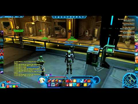 Star Wars: The Old Republic - Buying PvP Items