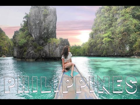 PHILIPPINES  TRAVEL VIDEO HOLIDAY  VLOG  DRONE  DJI  GoPro HERO