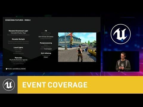 Optimizing UE4 for Fortnite: Battle Royale - Part 2   GDC 2017   Unreal Engine