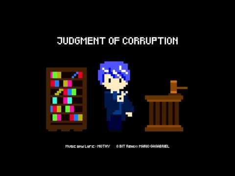 【KAITO】Judgment of Corruption【8-Bit Short Remix】