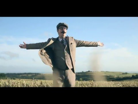 'Dammit It Feels Good To Be A Chap' by Mr.B The Gentleman Rhymer