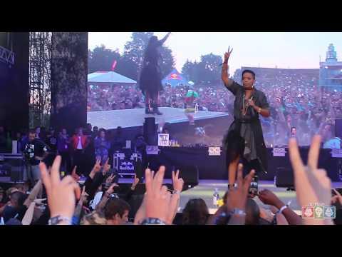 Rah Digga • Say Nothing (+ Sean Price R.I.P.) • Live @ Hip Hop Kemp 2017.08.19, Hradec Kralove [CZ]