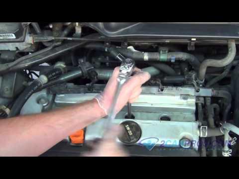 Spark Plug Replacement Honda Element 20032011