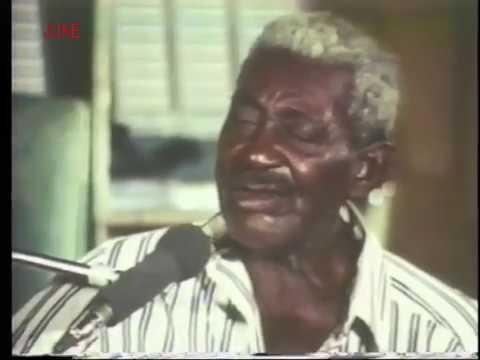 Arthur 'Big Boy' Crudup 1973 (Live Video)