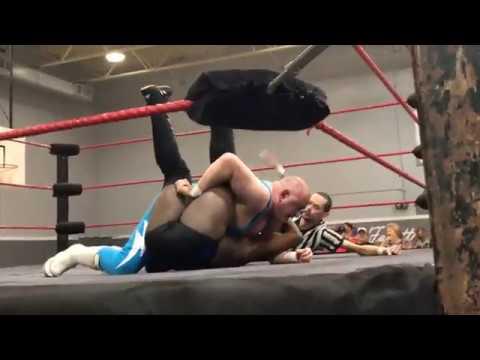 PWL: Jordan Kingsley vs. Richard Slinger