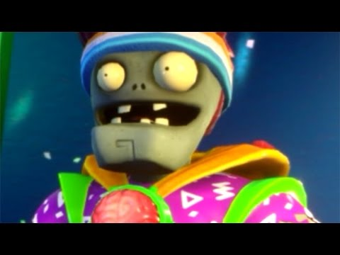 Plants vs. Zombies Garden Warfare 2 - PARTY BRAINZ Gameplay