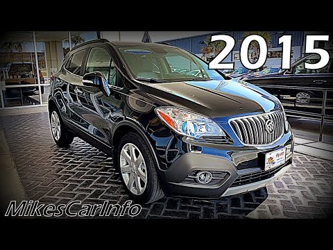 Thumbnail: 2015 BUICK ENCORE LEATHER FWD