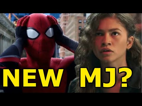No More Zendaya Mj In Spider Man 3 The True Mary Jane Coming