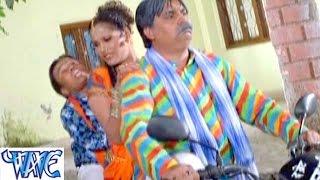 Rangila Chacha रंगीला चाचा भतीचा - Saiya Ke Sath Madhaiya Me - Bhojpuri Hit Comedy Sence HD