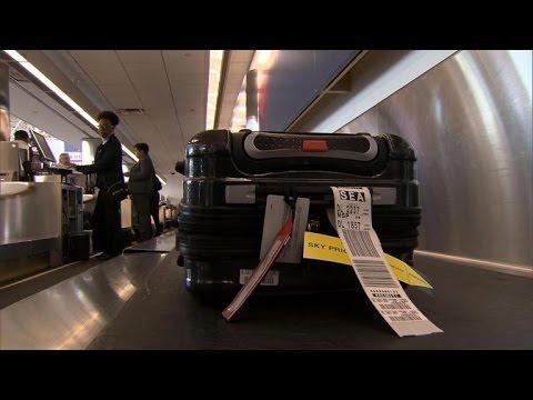 Delta's Chip Technology Lets Passengers Track Bags
