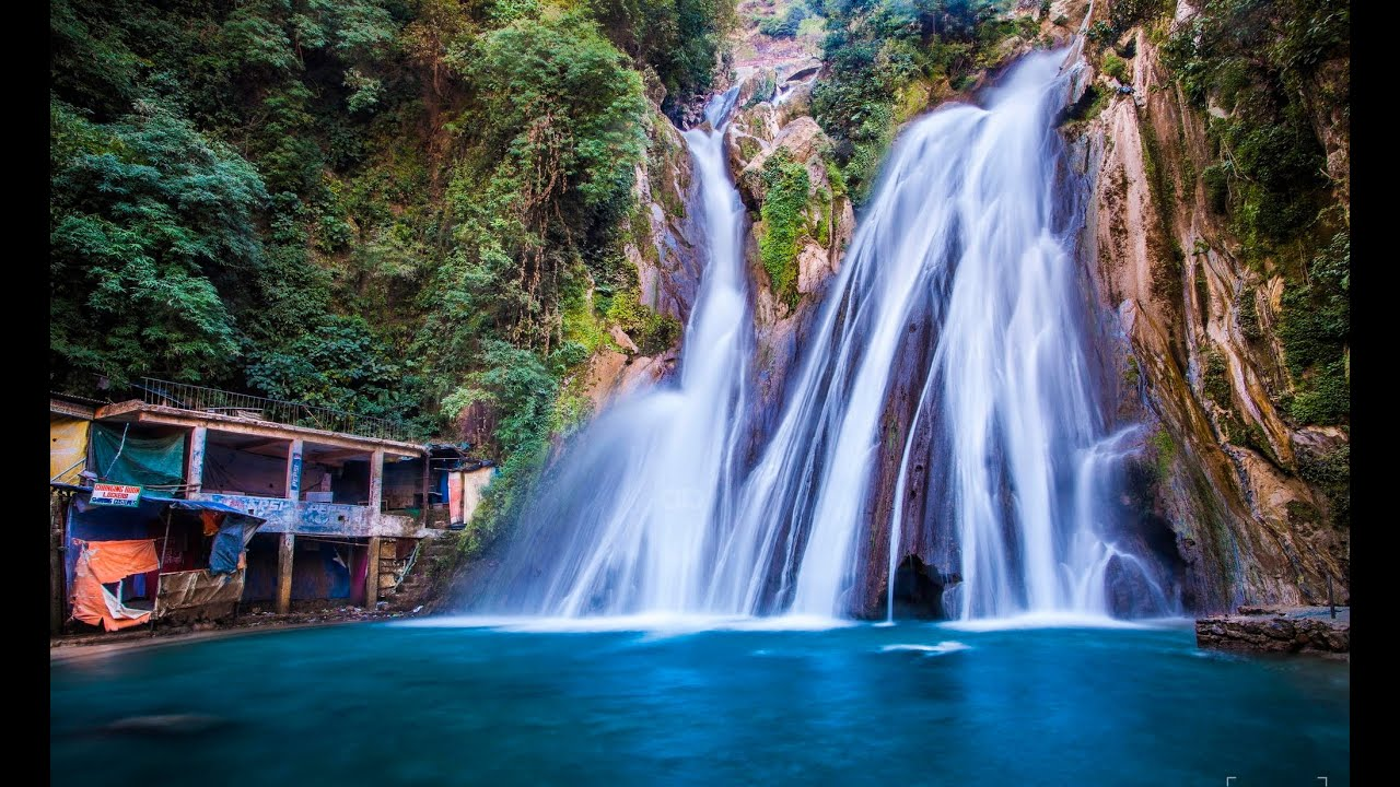 360° Video of Kempty Falls Mussoorie India by Three P's ...