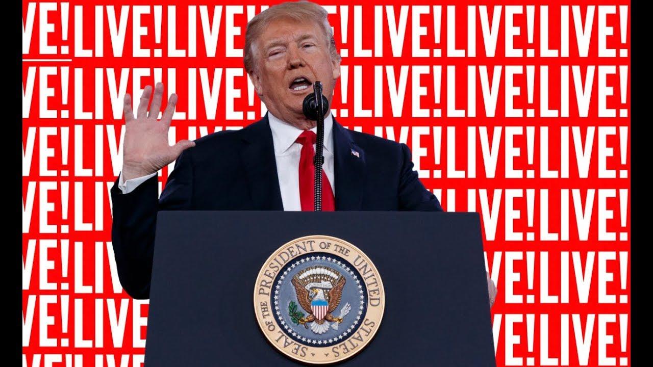 LIVE: Trump URGENT Speech to California farmers in Bakersfield -GST