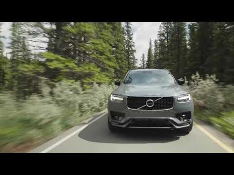 2020 Volvo XC90 Polestar Driving Video