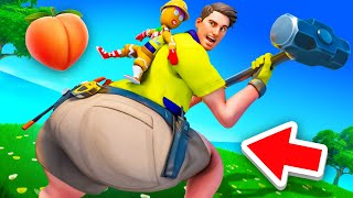 THICCEST LAZARBEAM IN FORTNITE