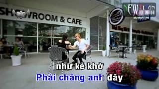 [Karaoke] Ai hay chữ ngờ - Lâm Chấn Khang [Beat] - http-__newtitan.net - YouTube