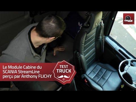 Le module cabine du scania streamline vu par anthony flichy for Le cabine progetta le planimetrie