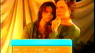 Ville Valo & Mige Amour TV Spot @ RTL Top of The Pops <b>2000</b>