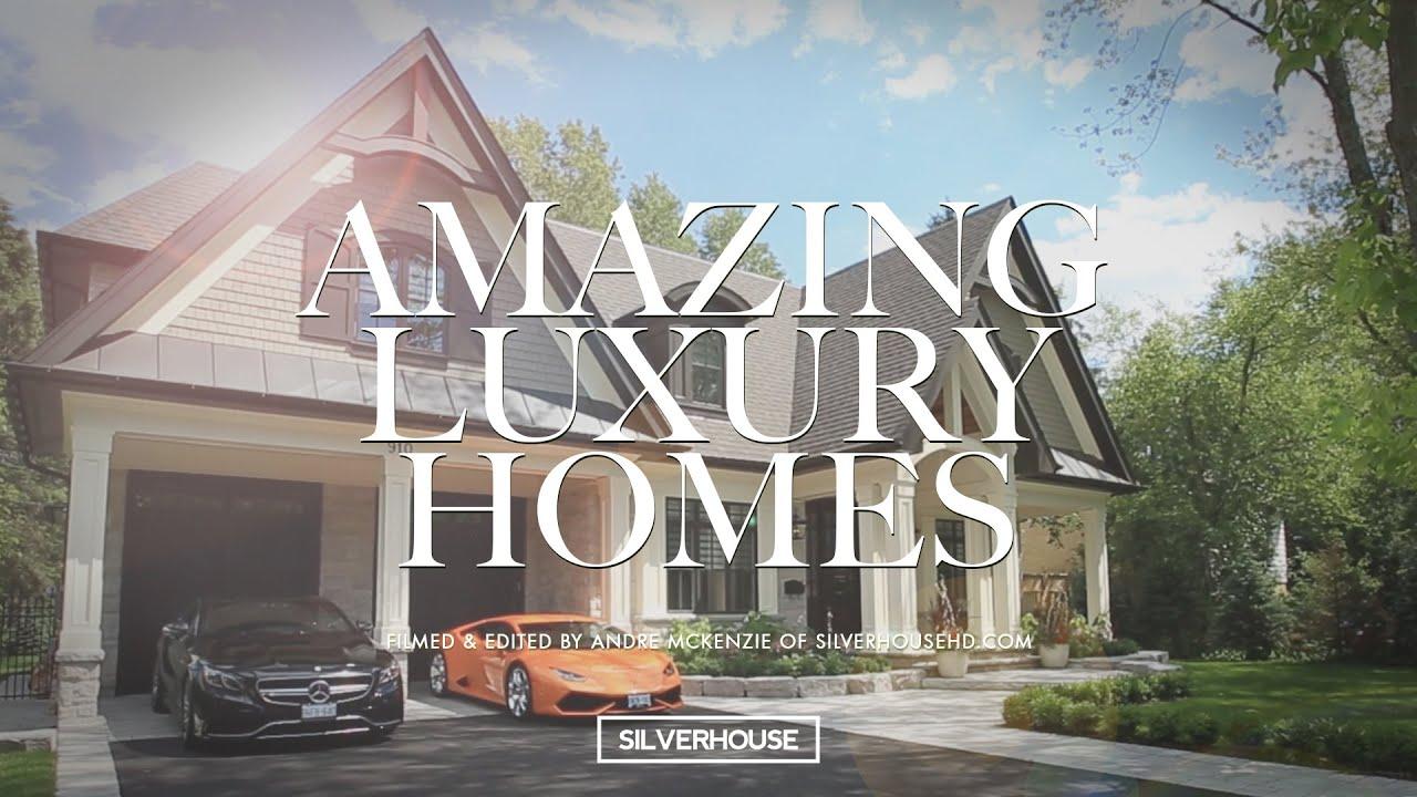 AMAZING LUXURY HOMES   SilverHouseHD.com