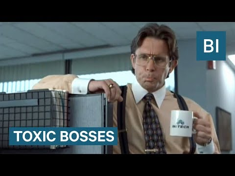 Thumbnail: The best way to deal with a boss that's toxic — apart from quitting
