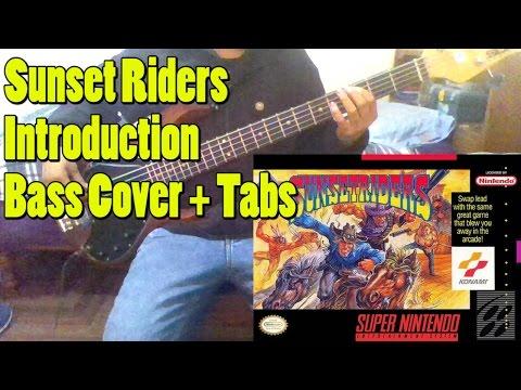 [SNES] Sunset Riders