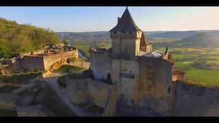 DrOneProd - Le Château de Castelnaud