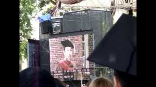 ben affleck s short speech upon receiving his honorary degree at brown university 2013 commencement