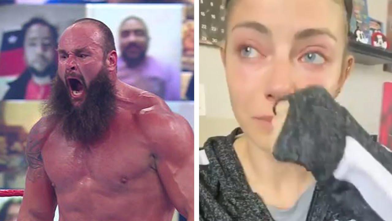 Download Real Reason WWE Fired Braun Strowman...Heartbroken WWE Wrestlers...CM Punk Blasts...Wrestling News