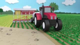 Case IH System rolnictwa precyzyjnego AFS - Field IQ