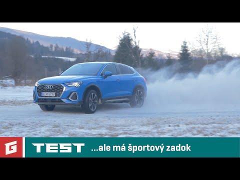 AUDI Q3 Sportback S line 45 TFSI quattro STR - SUV - TEST - GARAZ.TV - YouTube