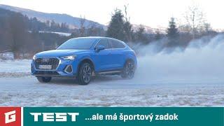 AUDI Q3 Sportback  S line 45 TFSI quattro STR - SUV - TEST - GARAZ.TV