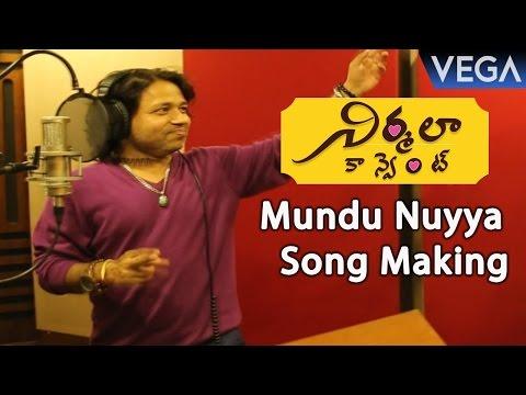 Nirmala Convent  Movie    Kailash Kher    Mundu Nuyya Song Making